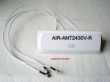 Cisco  AIR-ANT2430V-R 2.4-GHz 3 dBi Triple Omni Antenna 3 RP-TNC