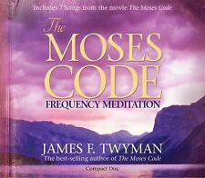 New CD Moses Code Frequency James Twyman