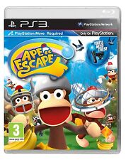 Ape Escape  playstation 3 PS3   NUOVO !!!