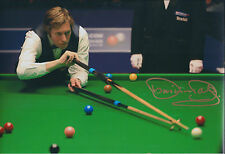 Dominic DALE AUTOGRAPH 12x8 Signed Photo AFTAL COA SNOOKER Shanghai Masters Win