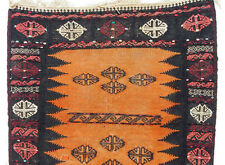 137x79 cm  antik nomden Belotsch Sofrah Kelim Antique afghan beloch kilim No:738