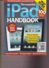 THE ESSENTIAL iPAD HANDBOOK 2013, 100 APPS & GAMES RATED!.