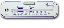 FRIDGE THERMOMETER FREEZER REFRIGERATOR TEMPERATURE KITCHEN CATERING - 22/483/2