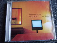 Depeche MODE-only when i lotti myself CD Maxi-Germany