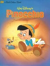 Pinocchio (A Little Golden Book) Golden Books Publishing Company Hardcover