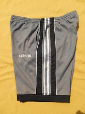 ADIDAS Shorts True Vintage 90s Old School Sport Athletic Training Match WarmUp L