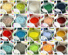 (65€-195€/100g) Rainbow Dust Puderfarbe Lebensmittelfarbe Tortendekoration