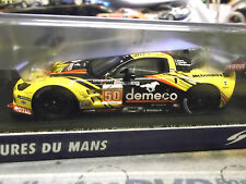 CHEVROLET Corvette C6 ZR1 Le Mans GTE AM Winner #50 demeco 2011 Resin Spark 1:43