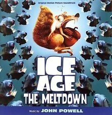 1 CENT CD Ice Age The Meltdown - SOUNDTRACK john powell