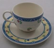 Villeroy & and Boch ADELINE espresso cup and saucer