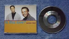 London Boys Maxi-CD Is This Love - 3-track CD incl. Come On Jamaica REMIX