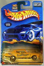 Hot Wheels 1:64 Scale 2001 Sweet Rides Series '70 CHEVELLE SS (BUTTERFINGER)