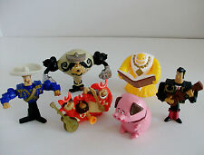 McDonalds The Book of Life Toy Figures (lot 2)