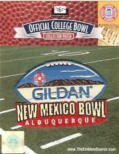 2011 2012 2013 2014 Gildan New Mexico Patch Official Jersey Logo See Team List