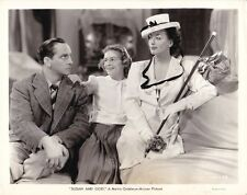 JOAN CRAWFORD FREDRIC MARCH Original Vintage 1940 SUSAN AND GOD MGM Photo