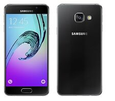 New sealed Samsung Galaxy A3 (2016) Android Smartphone Black Sim Free