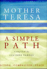 A Simple Path by Mother Teresa (Hardback, 1995)