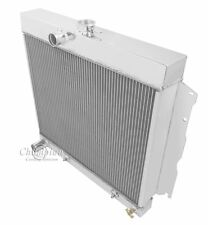 "1963 1964 1965 1966 1967 -1969 Plymouth Fury 3 Row DR Radiator (22"" Wide Core)"