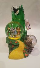 Westland Wizard Of Oz Snow Globe With Music Item 1820 Rare Item