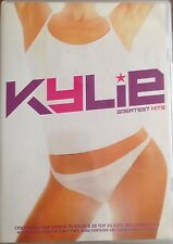 Kylie Minogue Greastest Hits Videos DVD 1987-1992