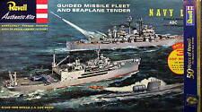 BIG Revell/Germany  G333 Guided Missile Fleet & Seaplane Tender Gift Set Ltd Ed