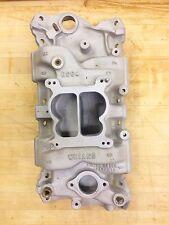 Weiand 8004 Aluminum Intake Manifold Small Block Chevy