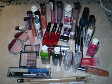 WHOLESALE LOT OF 40 MAKEUP - MARY KATE & ASHLEY, HARD CANDY, LA COLORS -  ETC