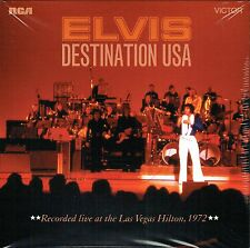 Elvis Presley - DESTINATION USA - FTD 126 New / Sealed CD