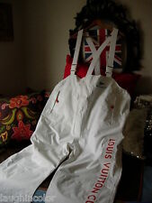 ULTRA Rare LOUIS VUITTON AMERICA'S CUP Race Yachting Boat Deck Coveralls LV