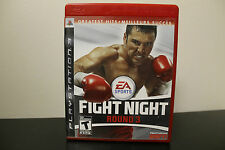 Fight Night: Round 3  (Sony Playstation 3, 2006) *Tested/Complete