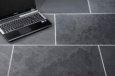 Black Honed Slate Natural Brazilian Premium Wall Floor Tiles - SAMPLE