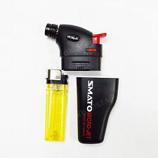 New Iroda Micro-Jet Tool SMATO MJ-300 Auto Ignition Gas Lighter Torch