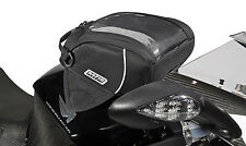 Motorcycle Rapid Transit Luggage Recon Sport Suction Cup Mount Bag Black