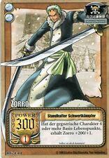One Piece - Zorro - Standhafter Schwertkämpfer