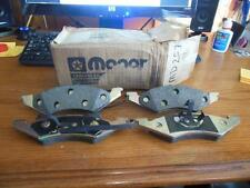 NOS MD257 Front Disc Brake Pads For A Few 94 - 83 Ford & Mercury Midsize Cars