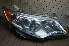 TOYOTA CAMRY LE XLE RIGHT PASSENGER HEADLIGHT OEM 2012 2013