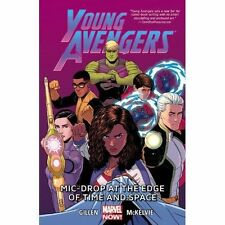 Young Avengers Volume 3: MIC-Drop at the Edge of Time and Space (Marvel Now), Ki