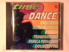 CD Time 2 dance DOUBLE YOU MARVIN GARDENS CO.RO TALEESA SILVIA COLEMAN BIZZ NIZZ