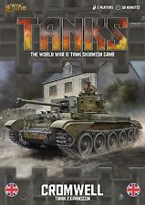 TANKS08 BRITISH CROMWELL EXPANSION GALE FORCE NINE BATTLEFRONT TANKS - 1ST CLASS