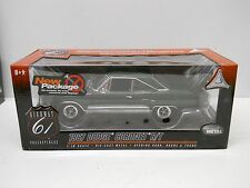 Highway 61 1:18 Diecast 1967 Dodge Coronet R/T 50282 Dark Green Metallic MIB
