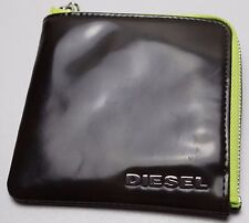 """Diesel """"WINNING HUST"""" COIN JOIN-Wallet, Münzen Geldbörse, B02769-PS777, Schwarz"""