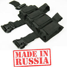 Russian Grenade hip Pouch Case belt molle pals PAINTBALL airsoft bag AK M1 M4