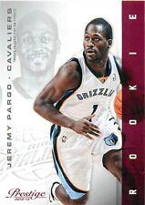 2012 13 Panini Prestige #169 Jeremy Pargo RC Cavaliers NM NBA Trading Card