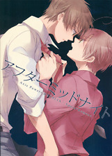 Hetalia Axis Powers Doujinshi Fan Comic peco Spain x Romano After Midnight
