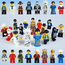 16pcs Minifigures Different Characters Building Blocks Toy Kids Gift