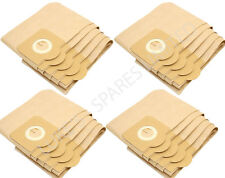 20 x Strong Dust hoover BAGS for NILFISK Aero & Silent Wet & Dry Vacuum Cleaner