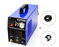 New Portable Plasma Cutter 50AMP CUT50 Digital Inverter 110V/220V  Hot Sales