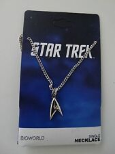 Star Trek Enterprise Starfleet Logo Fashion Necklace Nwt