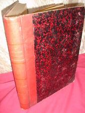 LES ANNALES POLITIQUES ET LITTÉRAIRES  1896-1897 in-folio