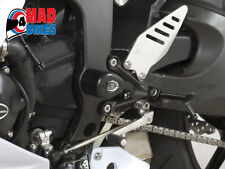 R&G AERO CRASH PROTECTORS ( LOWER ) FOR THE  KAWASAKI ZX636 2012 TO 2015 ZX6R